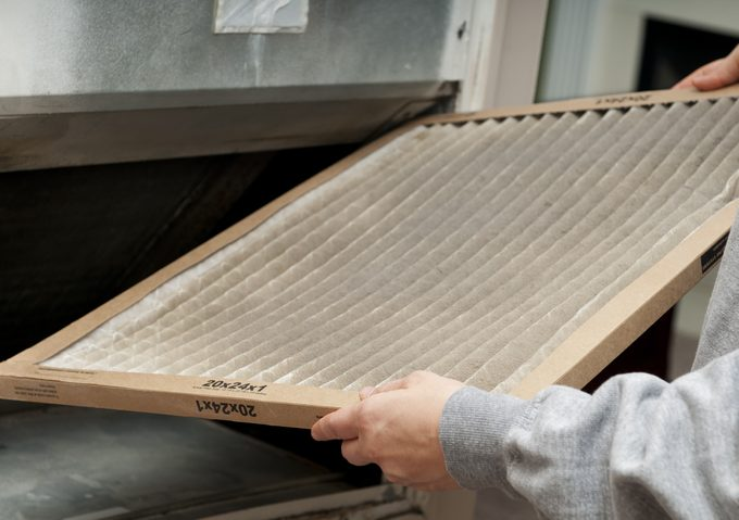 Cleaning You Air Conditioner Filter Replacement